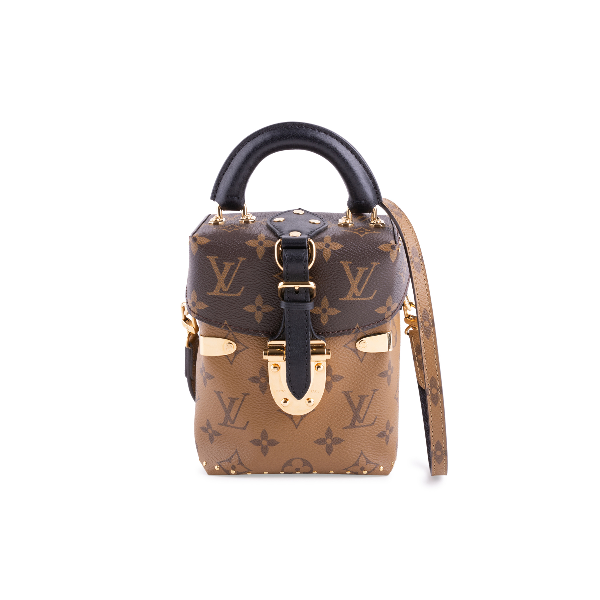 8175094466ee Authentic Second Hand Louis Vuitton Reverse Monogram Camera Box Bag  (PSS-200-01674) | THE FIFTH COLLECTION