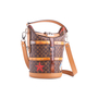 Authentic Second Hand Louis Vuitton Duffle Time Trunk Handbag (PSS-200-01675) - Thumbnail 1