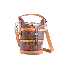 Louis vuitton duffle time trunk handbag 2?1555298093