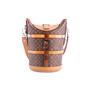 Authentic Second Hand Louis Vuitton Duffle Time Trunk Handbag (PSS-200-01675) - Thumbnail 2