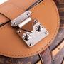 Authentic Second Hand Louis Vuitton Duffle Time Trunk Handbag (PSS-200-01675) - Thumbnail 5