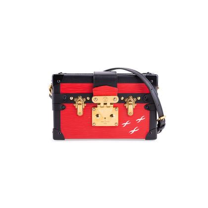 Authentic Second Hand Louis Vuitton Epi Petite Malle (PSS-200-01676)