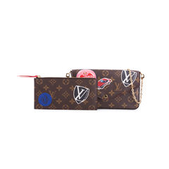 Louis vuitton monogram world tour pochette felicie 2?1555298253