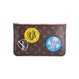Authentic Second Hand Louis Vuitton Monogram World Tour Neverfull MM Bag (PSS-200-01680) - Thumbnail 5