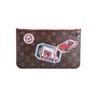 Authentic Second Hand Louis Vuitton Monogram World Tour Neverfull MM Bag (PSS-200-01680) - Thumbnail 6