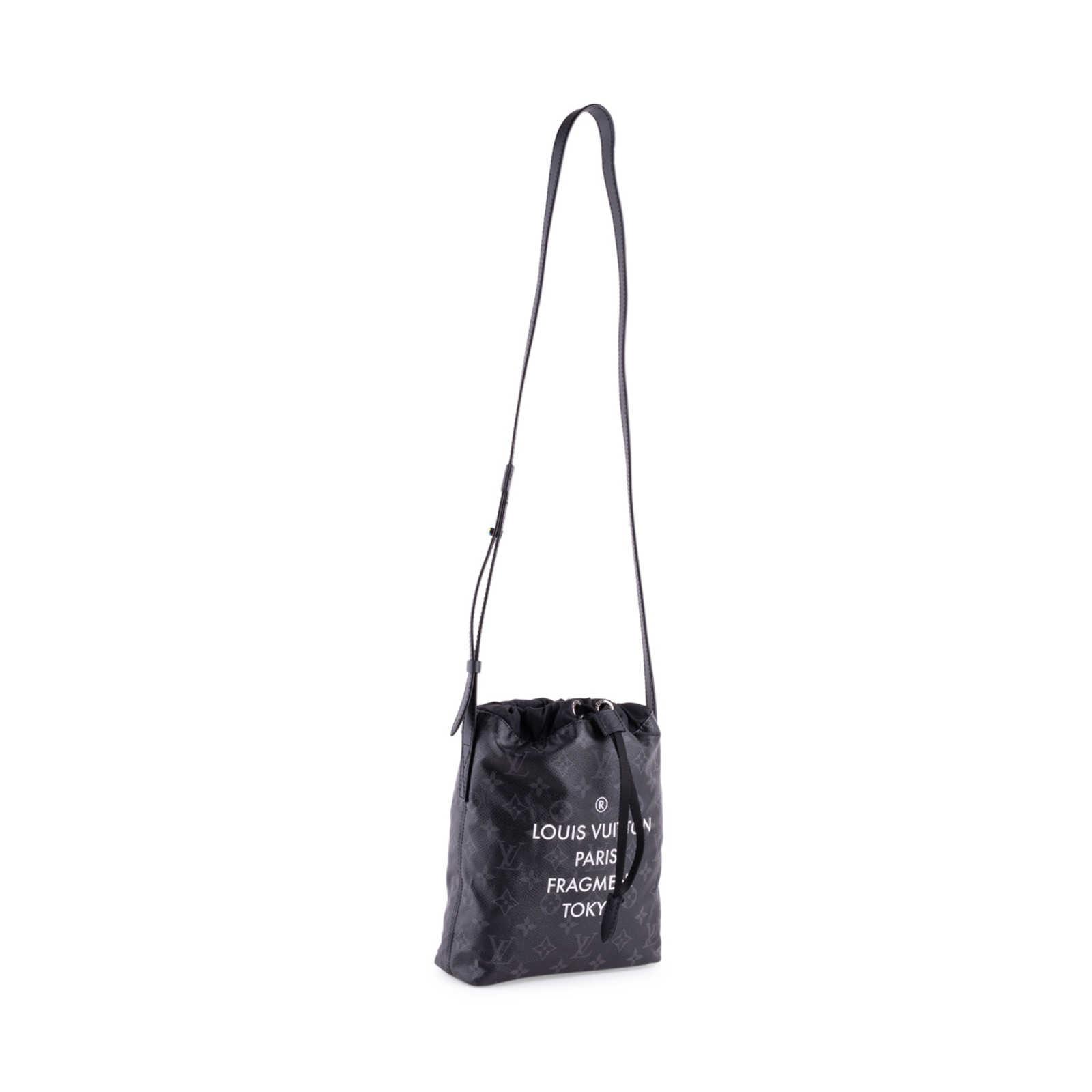 c0ec586e4f4d ... Authentic Second Hand Louis Vuitton Fragment Nano Eclipse Bag  (PSS-200-01682) ...