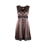 Authentic Second Hand Collette Dinnigan Embriodered Silk Dress (PSS-486-00052) - Thumbnail 0
