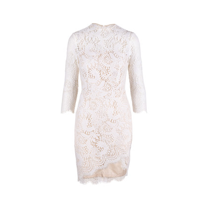 Authentic Second Hand Lover Floral Lace Dress (PSS-486-00051)