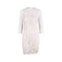 Authentic Second Hand Lover Floral Lace Dress (PSS-486-00051) - Thumbnail 0