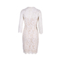 Authentic Second Hand Lover Floral Lace Dress (PSS-486-00051) - Thumbnail 1
