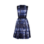 Authentic Second Hand Prada Printed Embellished Dress (PSS-486-00056) - Thumbnail 1