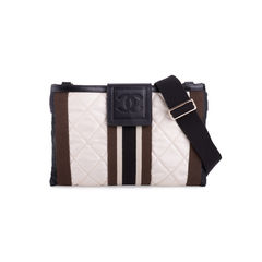 Sports Quilted Crossbody Bag