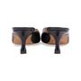 Authentic Second Hand Manolo Blahnik Pointed Leather Mules (PSS-642-00001) - Thumbnail 3