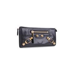 Balenciaga classic money wallet black 2?1556182025