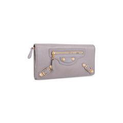 Balenciaga classic money wallet grey 2?1556182693
