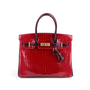Authentic Second Hand Hermès Special Order Porosus Birkin 30 (PSS-501-00003) - Thumbnail 0