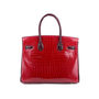 Authentic Second Hand Hermès Special Order Porosus Birkin 30 (PSS-501-00003) - Thumbnail 2