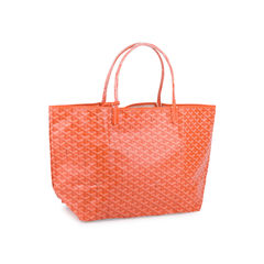 Goyard st louis gm tote orange 2?1556265512