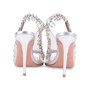 Authentic Second Hand Aquazzura Temptation Embellished Sandals (PSS-200-01689) - Thumbnail 5