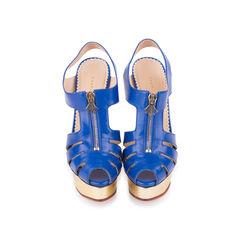 Maxine Zip Sandals