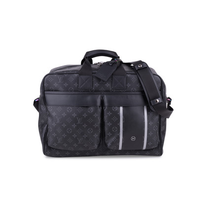 Authentic Second Hand Louis Vuitton Fragment Eclipse Flash Travel Bag (PSS-200-01683)