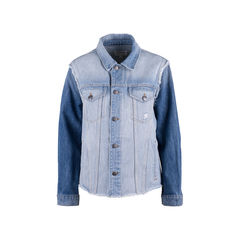 Reconstructed Denim Jacket