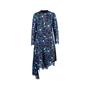 Authentic Second Hand Self-Portrait Elora Asymmetric Lace Dress (PSS-464-00013) - Thumbnail 0