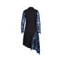 Authentic Second Hand Self-Portrait Elora Asymmetric Lace Dress (PSS-464-00013) - Thumbnail 1