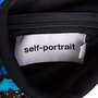 Authentic Second Hand Self-Portrait Elora Asymmetric Lace Dress (PSS-464-00013) - Thumbnail 2