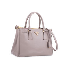 Prada saffiano lux small bag grey 2?1556606832