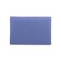 Authentic Second Hand Hermès Bleu De Malte Calvi Pouch (PSS-653-00001) - Thumbnail 0