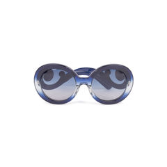 Baroque Round Sunglasses
