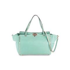 Valentino rockstud medium tote bag blue 8?1557216406