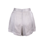 Authentic Second Hand Vivienne Westwood Anglomania Flare Shorts (PSS-564-00030) - Thumbnail 1