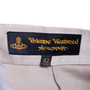 Authentic Second Hand Vivienne Westwood Anglomania Flare Shorts (PSS-564-00030) - Thumbnail 2