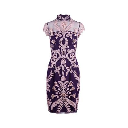 Authentic Second Hand Biyan Beaded Cheongsam Dress (PSS-652-00001)