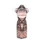 Authentic Second Hand Biyan Beaded Cheongsam Dress (PSS-652-00002) - Thumbnail 1