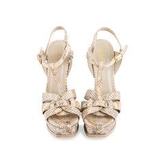 Tribute Python Sandals