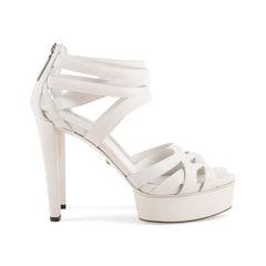 Gucci leather cut out platform sandals 5?1557981499