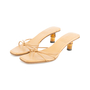 Authentic Second Hand Gucci Bamboo Kitten Heel (PSS-648-00009) - Thumbnail 3