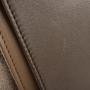 Authentic Second Hand Céline Leather and Canvas Trapeze Bag (PSS-648-00011) - Thumbnail 1