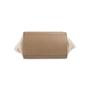 Authentic Second Hand Céline Leather and Canvas Trapeze Bag (PSS-648-00011) - Thumbnail 6