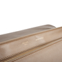 Authentic Second Hand Céline Leather and Canvas Trapeze Bag (PSS-648-00011) - Thumbnail 9