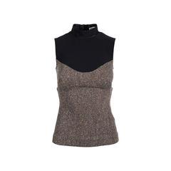 Wool Scuba Top
