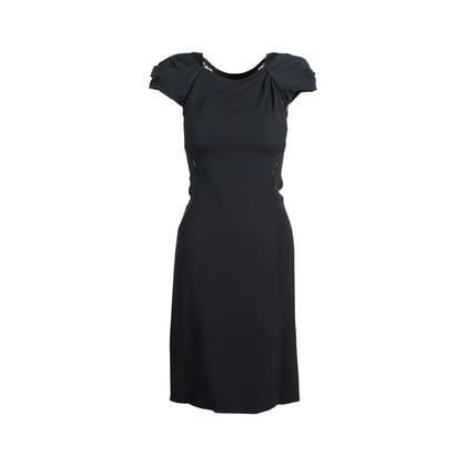 Authentic Second Hand Louis Vuitton Lace Sheath Dress (PSS-617-00031)