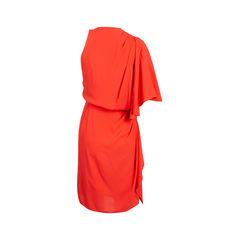 Alexander wang assymetrical silk dress 4?1558244998