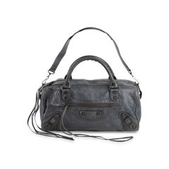 Balenciaga twiggy motorcycle bag grey 2?1558584571