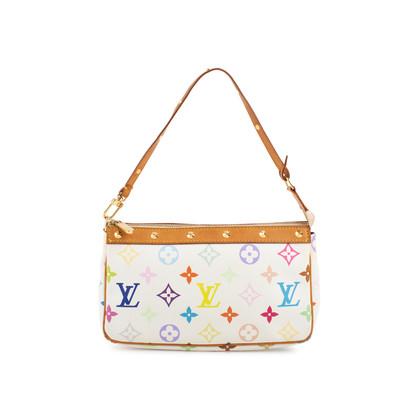 Authentic Second Hand Louis Vuitton Multicolore Monogram Pochette Bag (PSS-654-00002)