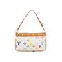 Authentic Second Hand Louis Vuitton Multicolore Monogram Pochette Bag (PSS-654-00002) - Thumbnail 0