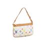Authentic Second Hand Louis Vuitton Multicolore Monogram Pochette Bag (PSS-654-00002) - Thumbnail 1
